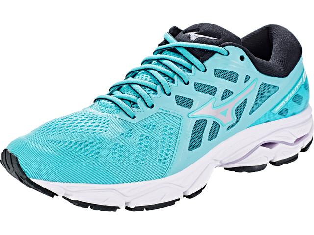 détaillant en ligne d8378 d5e8c Mizuno Wave Ultima 11 Shoes Damen angel blue/lavender fost/black